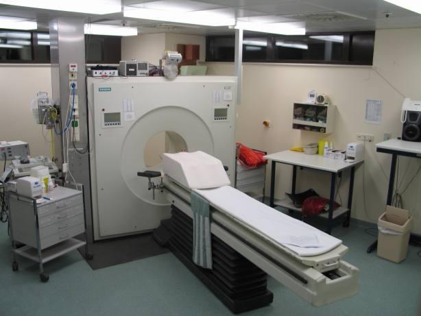 PET-CT-Scanner