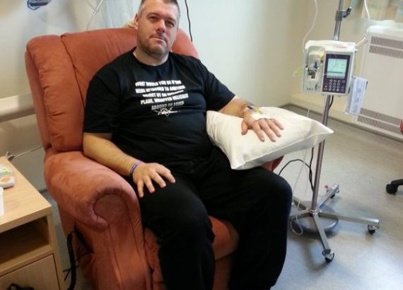 Paul starting Chemo