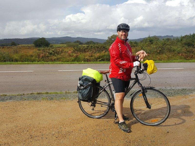 Paul cycling